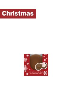 Cocoba - Hot Chocolate Bomb Bauble - 12 x 50g