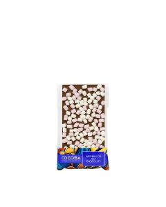 Cocoba - Marshmallow Milk Chocolate - 10 x 100g