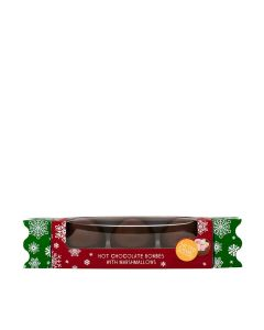Cocoba - Set of 3 Salted Caramel Bombes - 6 x 150g