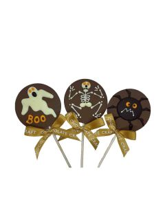 Chocolate Craft - Mixed Case of Halloween Lollies - 10 x 30g