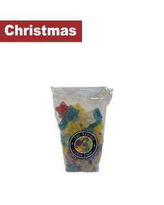 Natural Candy Shop - Bags of Jelly Stars - 6 x 250g