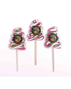 Natural Candy Shop - Christmas Tree Swirl - 18 x 85g