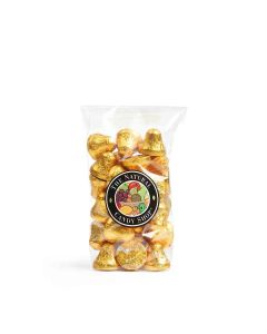 Natural Candy Shop - Christmas Bells in Candy Bags - 6 x 250g