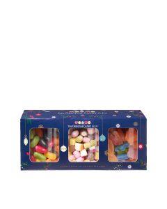 Natural Candy Shop - Three Sweet Jar Gift Set - 6 x (3 x 220g)