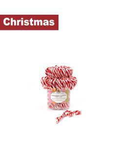 Natural Candy Shop - Candy Canes - Strawberry - 80 x 28g