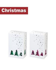 Churchill's Confectionery - White Christmas Box with Strawberry and Mint Creams - 12 x 150g
