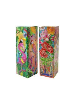 Churchill's Confectionery - Secret Garden, Parrots & Flamingo Mix Shortbreads and Biscuits - 12x250g