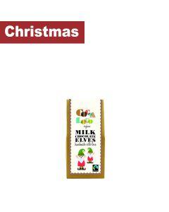 Cocoa Loco - Milk Chocolate Elves - 6 x 100g