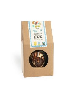 Cocoa Loco - Marbled Chocolate Easter Egg - 6 x 225g