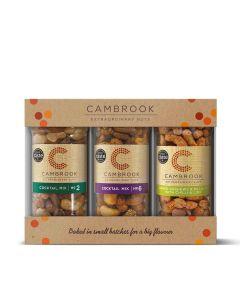 Cambrook - Three Jar Gift Box - 1x175g