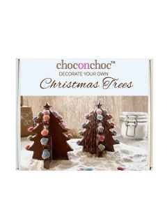 Choc on Choc - Decorate You Own Christmas Trees - 6 x 95g