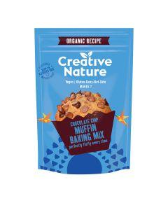 Creative Nature Chocolate Chip Muffin Mix 250g packet