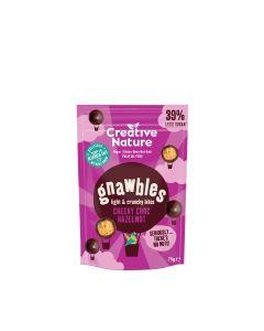 Creative Nature - Cheeky Choc Hazelnot Gnawbles - 6 x 75g
