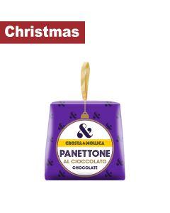 Crosta & Mollica - Chocolate Panettone - 8 x 500g