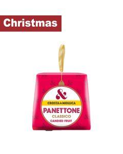 Crosta & Mollica - Classic Panettone - 8 x 500g