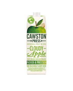 Cawston Press - Cloudy Apple Juice - 6 x 1L