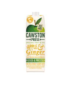 Cawston Press - Apple & Ginger Juice - 6 x 1L
