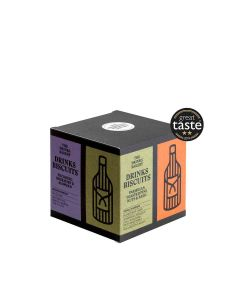 Drinks Bakery, The - Discerning Drinker's Gift Set: Includes 4 x 36g Boxes  - 6x240g