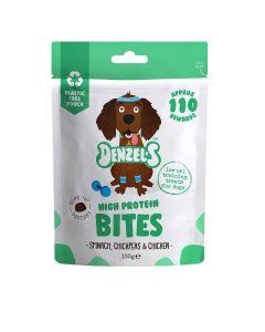 Denzel's - High Protien soft 'n' squishy bites for dogs - 10 x 100g