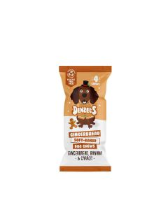 Denzel's - Gingerbread Christmas Chews for dogs (5 chews) - 10 x 90g