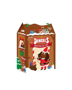 Denzel's - Christmas Grotto Gift Box for Dogs - 8 x 190g
