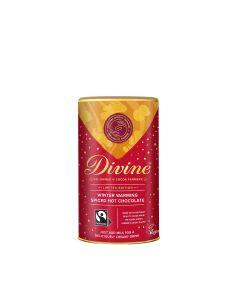 Divine Chocolate - Winter Spice Hot Chocolate - 6 x 300g