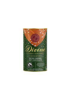 Divine Chocolate - Salted Caramel Hot Chocolate - 6 x 300g