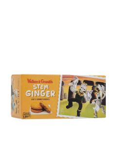 Dean's - Wallace & Gromit Stem Ginger Biscuits - 8 x 130g