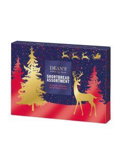 Dean's - Christmas Shortbread Assortment - 6 x 360g