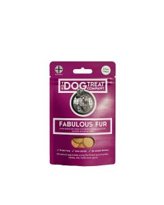 Dog Treat Company, The - Fabulous Fur - 12 x 50g