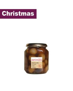Drivers - Shallots in Sweet Cider Vinegar - 6 x 350g