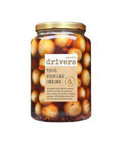 Drivers - 1906 Pickled Onions - 4 x 1.7kg