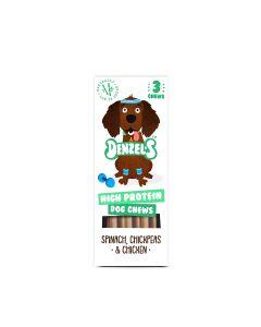 Denzel's - High Protein Dog Chews - 10 x 55g