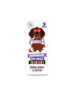 Denzel's - Superfood Dog Chews - 10 x 55g