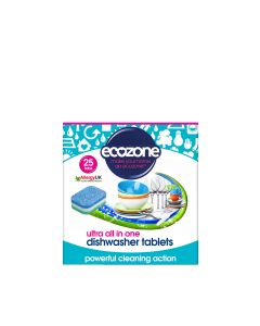 Ecozone - Dishwasher Ultra (25) - 12 x 500g