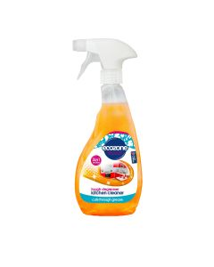 Ecozone - 3 in 1 Kitchen Cleaner Spray - 6 x 500ml