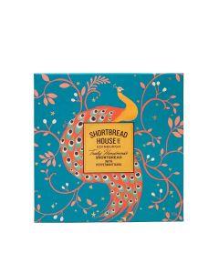 Shortbread House of Edinburgh - Shortbread Christmas Box - Peppermint Bark - 8 x 240g