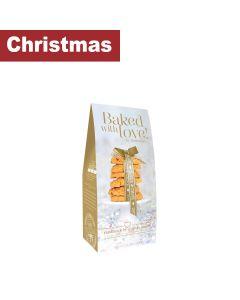 Buiteman - Gouda & Chive Biscuits - 8  x 75g