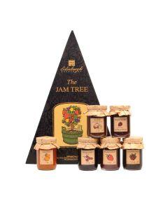 Edingburgh Preserves - Jam Tree Gift Box - 6 x 666g