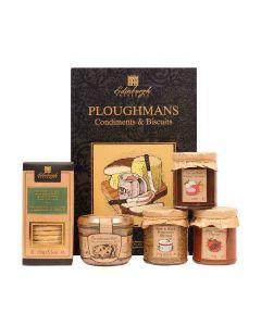 Edingburgh Preserves - Ploughmans Gift Box - 6 x 875g