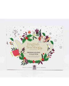 English Tea Shop - Premium Holiday Collection Gift Pack (48 Tea Bag Sachets) - 6 x 72g