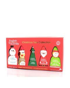 English Tea Shop - Christmas Characters - 6 x 20g