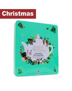 English Tea Shop - The Ultimate Tea Collection Gift Tin -72 Tea Bag Sachets - 6 x 108g