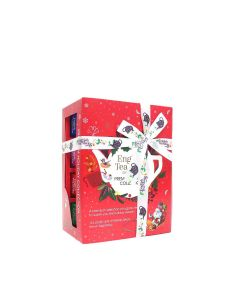English Tea Shop - Holiday Red Prism - 6 x 24g