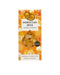 Easy Bean - Moroccan Spice Chickpea Crispbread - 8 x 110g