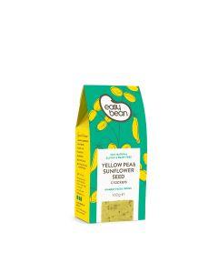 Easy Bean - Yellow Pea & Sunflower Seed Cracker - 8 x 160g
