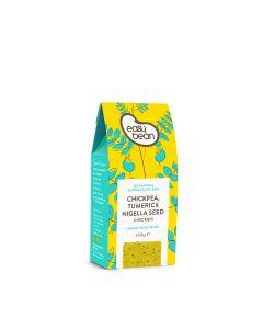 Easy Bean - Chickpea, Turmeric & Nigella Seed Cracker - 8 x 160g