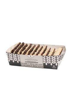 Farmhouse Biscuits Ltd - Dark Chocolate Coconut Finger - 12 x 150g