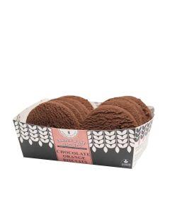 Farmhouse Biscuits Ltd - Chocolate Chunk & Orange Biscuits - 12 x 200g