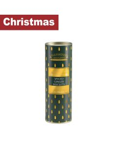 Farmhouse Biscuits Ltd - Christmas Tree Spiced Ginger  - 12 x 150g